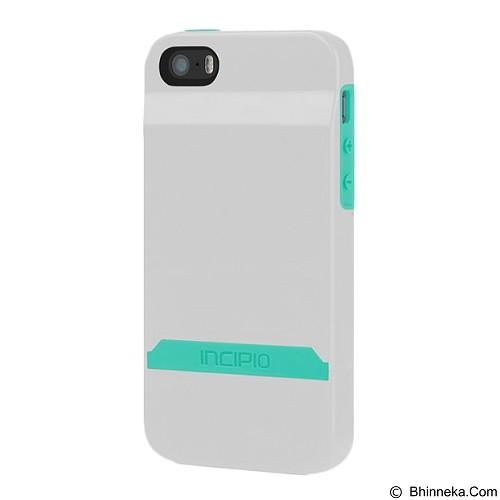 INCIPIO Stashback iPhone 5 - White (Merchant) - Casing Handphone / Case