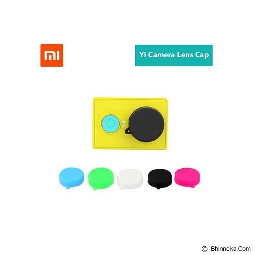 INDO.DEALZ Lens Cap Cover - Yellow - Camera Lens Cap, Hood and Collar