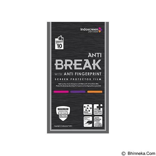 ANTI BREAK Screen Protector Anti Fingerprint for Oppo R1x [ISAB-53] - Clear - Screen Protector Handphone
