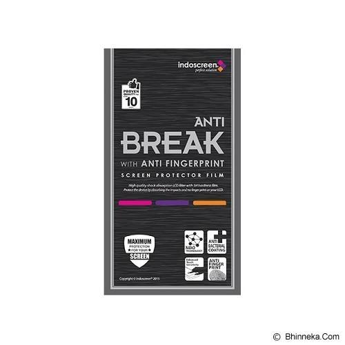 ANTI BREAK Screen Protector Anti Fingerprint for Asus Zenfone 2 5.0 (ZE500CL) - Clear - Screen Protector Handphone