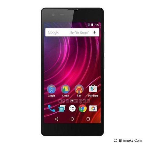 INFINIX Hot 2 Android One [X510] - Black - Smart Phone Android