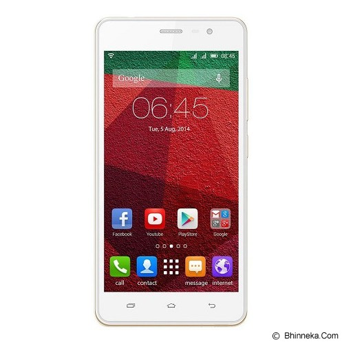 INFINIX Hot Note [X551] - Gold - Smart Phone Android