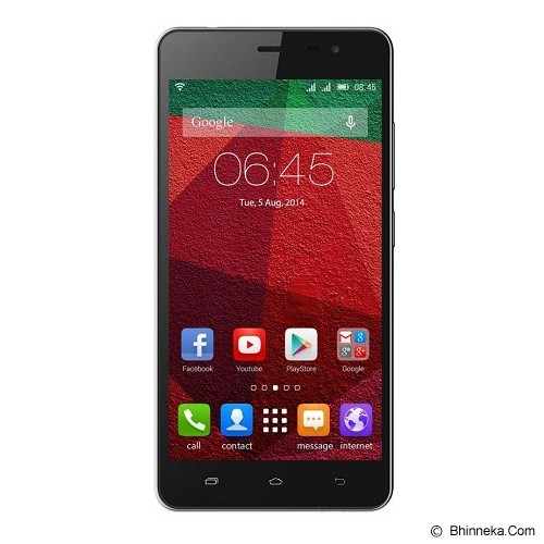 INFINIX Hot Note [X551] - Grey - Smart Phone Android