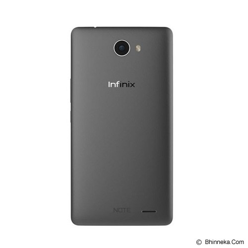 INFINIX Note 2 [X600] - Grey - Smart Phone Android