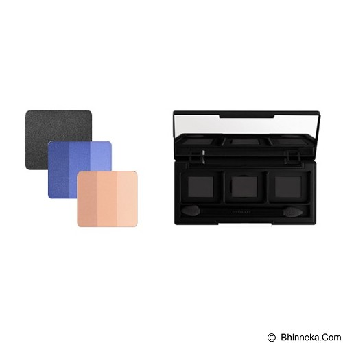 INGLOT 3 Eyeshadow free Palette C (Merchant) - Eye Shadow