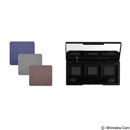 INGLOT 3 Eyeshadow free Palette I (Merchant) - Eye Shadow