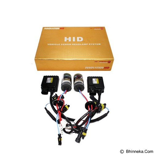 INNOVATION HID Hivision 8000K Single [H27] (Merchant) - Lampu Mobil