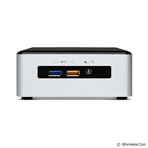 INTEL NUC Complete Set Mini PC [BOXNUC5I3RYH-S1W] - Desktop Mini Pc Intel Core I3