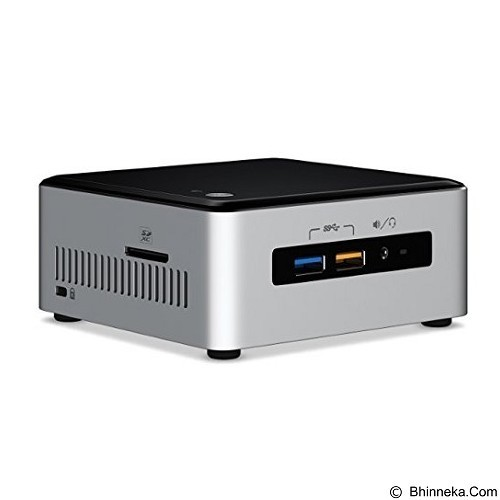 INTEL NUC Complete Set Mini PC [BOXNUC6I3SYH-H1W] - Desktop Mini Pc Intel Core I3