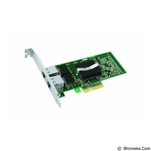 INTEL Pro/1000 PT Dual Port Server Adapter [EXPI9402PT] - Network Card Ethernet