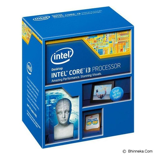 INTEL Processor Core [i3-4170] (Merchant) - Processor Intel Core I3