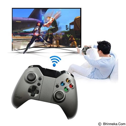 IPEGA Bluetooth Wireless Gamepad Controller Android iOS [PG-9062] (Merchant) - Gaming Pad / Joypad