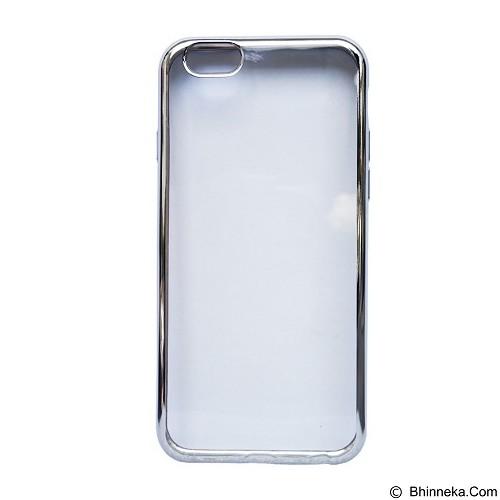 IPHORIA Ultrathin Shining Case HTC M8 - Silver (Merchant) - Casing Handphone / Case