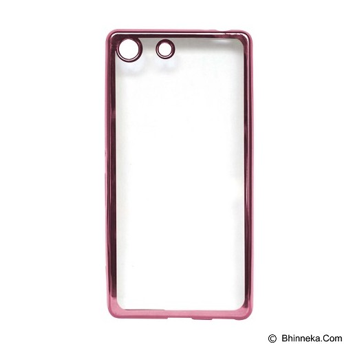 IPHORIA Ultrathin Shining Case Oppo A31T / Neo 5 - Rose Gold (Merchant) - Casing Handphone / Case