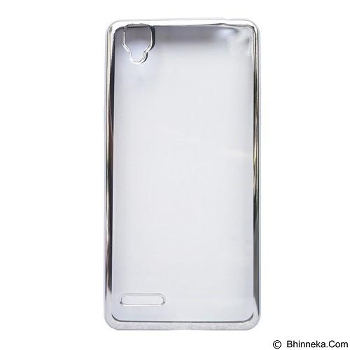 IPHORIA Ultrathin  Shining Case Oppo R831K / Neo K - Silver (Merchant) - Casing Handphone / Case