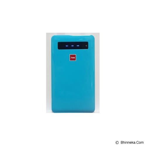 IROC Powerbank 5000 mAh [SlimS5] - Blue - Portable Charger / Power Bank