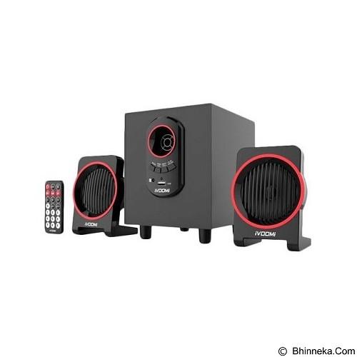 IVOOMI Speaker [IVO 1600U] (Merchant) - Speaker Computer Basic 2.1