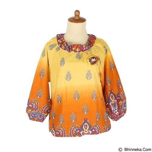 IYESH Atasan [HEMG419A - 419A] - Yellow (Merchant) - Blouse dan Tunik Wanita