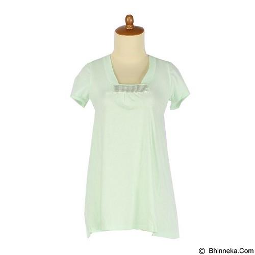 IYESH Atasan [IYBF0021 - 0021] - Green (Merchant) - Kaos Wanita