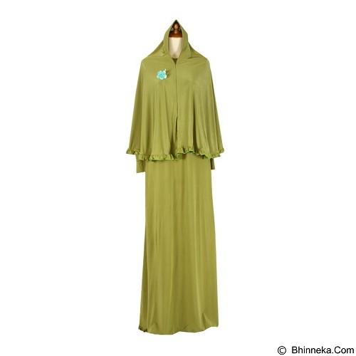 IYESH Maxi Aulia Bergo [IYNK0019 - 0019] - Green (Merchant) - Gamis Wanita