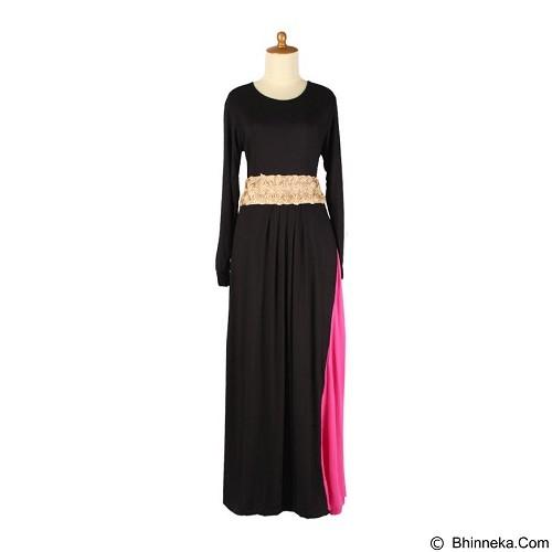 IYESH Maxi Dubai [HENK0001-0001] - Pink (Merchant) - Gamis Wanita
