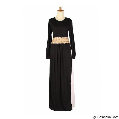 IYESH Maxi Dubai [HENK0001-0001] - White (Merchant) - Gamis Wanita