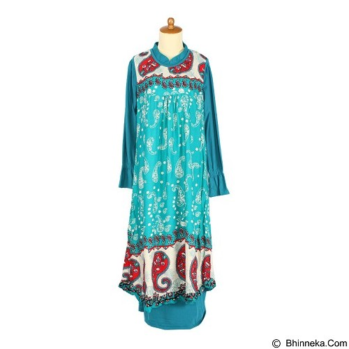 IYESH Maxi [HENK0009 - 0009] - Blue (Merchant) - Maxi Dress Wanita
