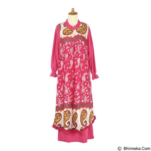 IYESH Maxi [HENK0009 - 0009] - Pink (Merchant) - Maxi Dress Wanita