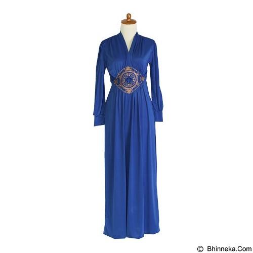 IYESH Maxi [IYDB0759 - 270759] - Blue (Merchant) - Gamis Wanita