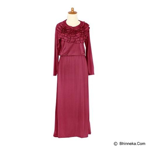 IYESH Maxi Rebecca [HENK0023 - 0023] - Red (Merchant) - Maxi Dress Wanita