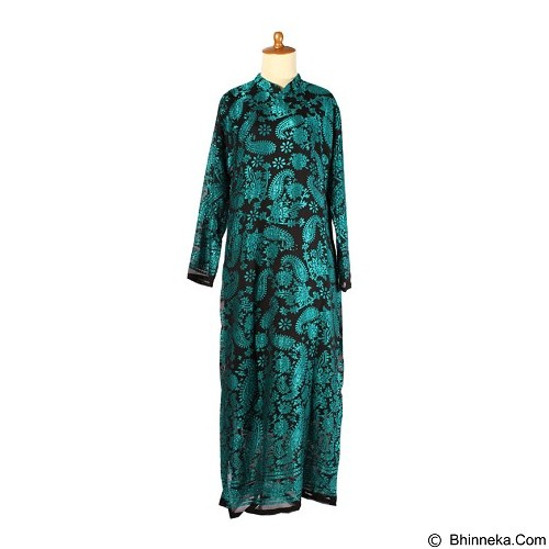 IYESH Maxi Redina [IYNK0016-0016] - Black (Merchant) - Maxi Dress Wanita