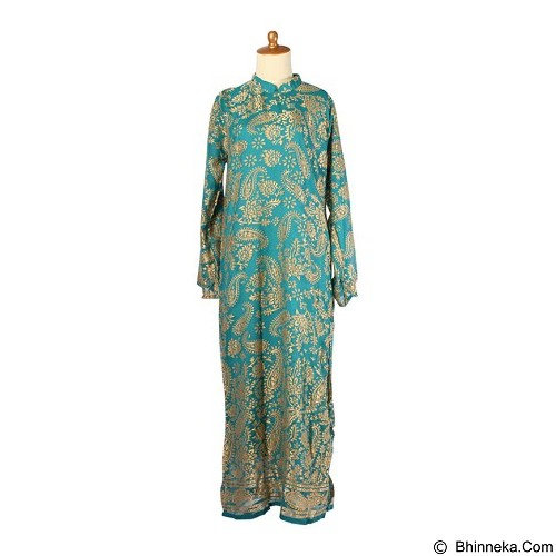 IYESH Maxi Redina [IYNK0016-0016] - Green (Merchant) - Maxi Dress Wanita