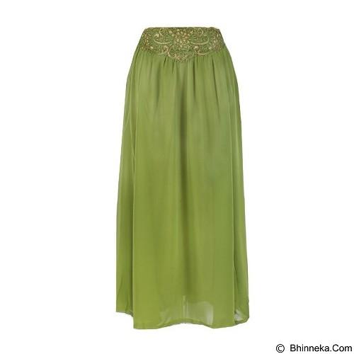 IYESH Rok [HEDB0236 - 60236] - Green (Merchant) - Rok Panjang Wanita