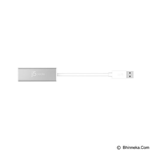 J5CREATE Gigabit Adapter USB3.0 [JUE130] - Network Card Ethernet