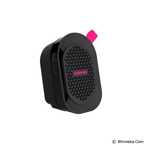 JABEES Mini Portable Speaker - Pink (Merchant) - Speaker Bluetooth & Wireless