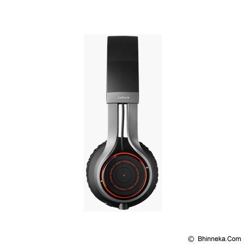 JABRA Revo Wireless Headphones - Black/Grey Orange - Headset Bluetooth