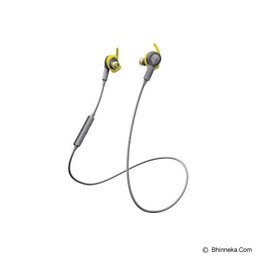 JABRA Sport Coach Wireless Headset Bluetooth - Yellow - Headset Bluetooth