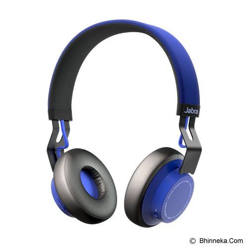 JABRA Move Wireless Headphone - Blue - Headset Bluetooth