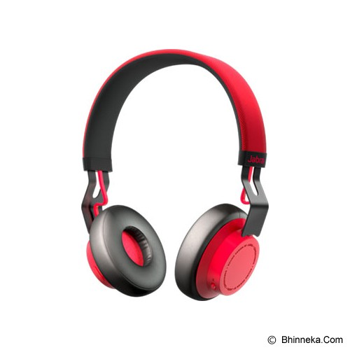 JABRA Move Wireless Headphone - Red
