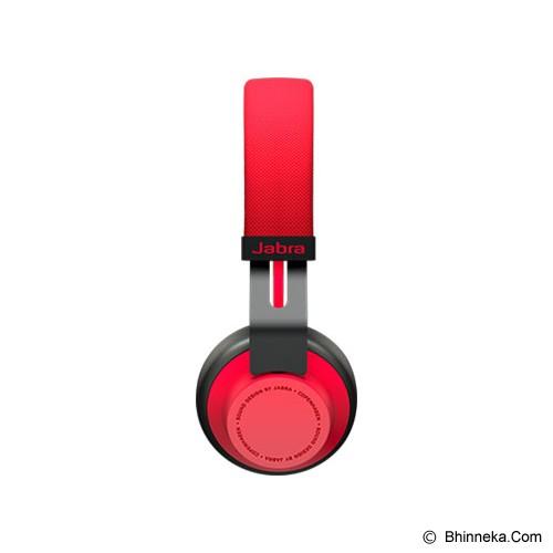 JABRA Move Wireless Headphone - Red - Headset Bluetooth