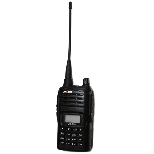 JACOM Handy Talky [JC-369 UHF] - Handy Talky / Ht