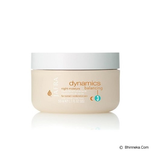 JAFRA Advance Dynamics Balancing Night Moisture - Krim / Pelembab Wajah