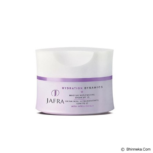 JAFRA Moisturizing Replenishing Cream SPF 15 - Krim / Pelembab Wajah