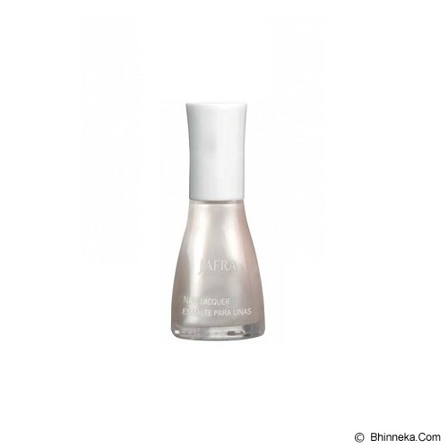 JAFRA Nail Lacquer - Pearl White - Cat Kuku