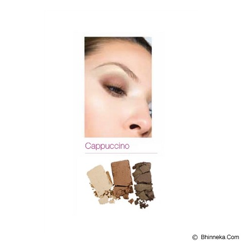 JAFRA Trio Eyeshadow - Cappuccino - Eye Shadow