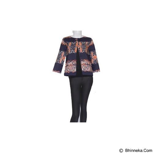 JAGADKU Batik Overlag Motif Bercak Unik Size S (Merchant) - Nevy - Blouse dan Tunik Wanita