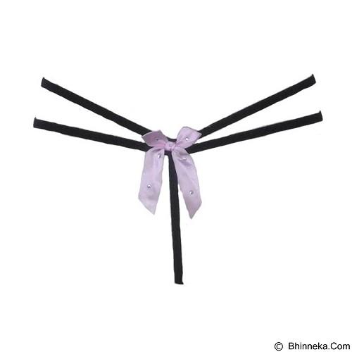 JAKARTA LINGERIE Gstring X-Sexy [JLG114B] - Black (Merchant) - Lingerie