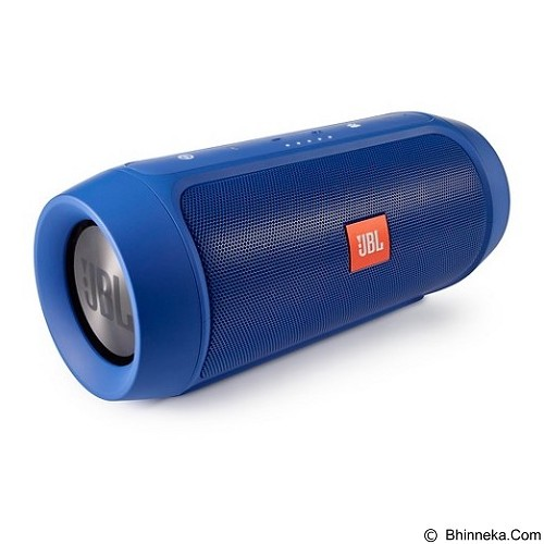 JBL Charge 2+ - Blue (Merchant) - Speaker Bluetooth & Wireless