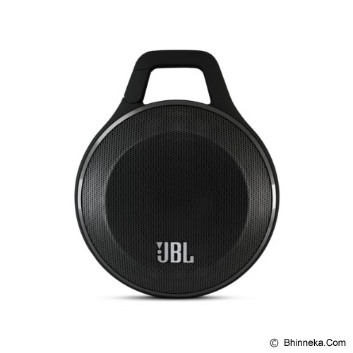 JBL Clip - Black - Speaker Bluetooth & Wireless
