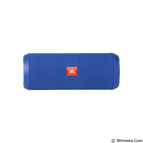 JBL Flip 3 Portable Bluetooth Speaker - Blue (Merchant) - Speaker Bluetooth & Wireless